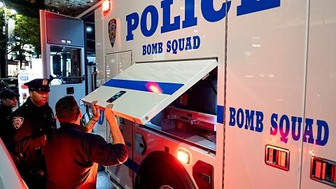 Cesar Sayoc charged over mail bombs sent to Trump critics