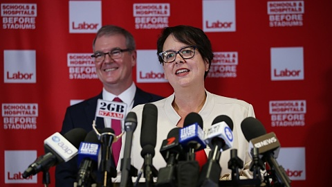 The battle for the NSW Labor leadership 'won't happen quietly'