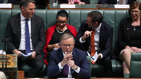Australian Politics - Cover