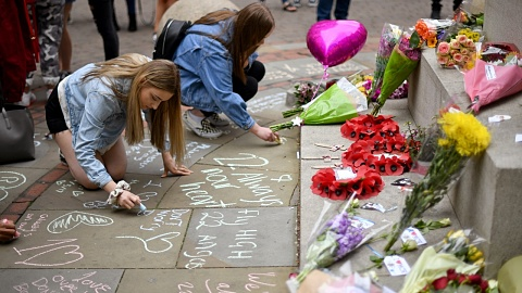 Manchester bombing inquiry finds security failings at arena   Sky News Australia