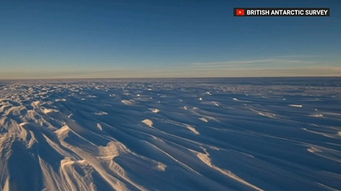 British researchers discover life under Antarctic ice shelf – Sky News Australia