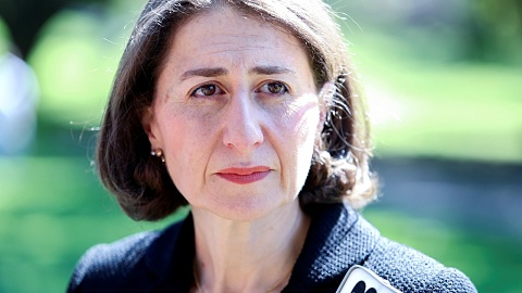 NSW Premier promises $2.8 billion hospital boost if re-elected