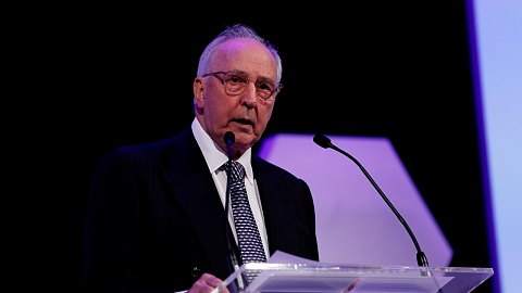 Keating's speech was 'very critical of the government' | Sky News Australia