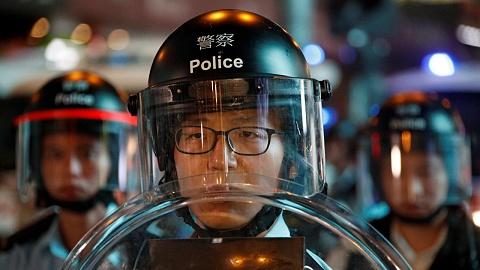 Hong Kong bolsters airport security amid protests | Sky News Australia