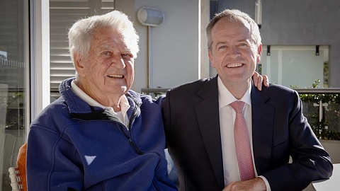 Australia loved Bob Hawke, his legacy will endure forever: Shorten | Sky News Australia