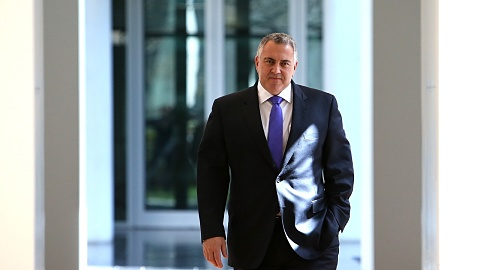 Joe Hockey's connections to Helloworld under fire