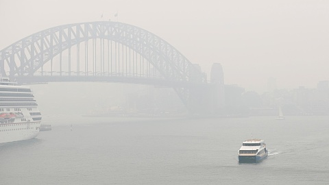 Air quality concerns hampered NSW hazard reduction burns | Sky News Australia