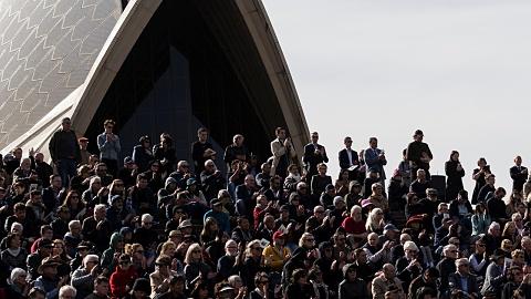 Bob Hawke honoured at state memorial | Sky News Australia