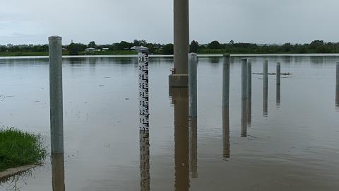 Emergency alert issued for Qld dam | Sky News Australia