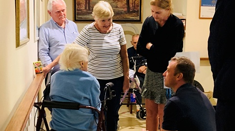 Emergency meeting held at embattled Earle Haven retirement home   Sky News Australia