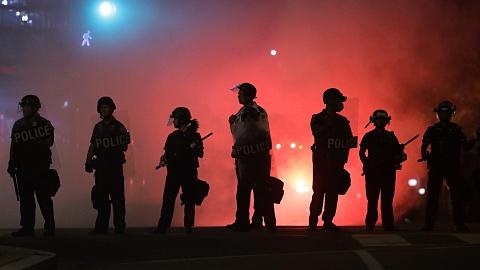 Dozens of elite US police resign   Sky News Australia