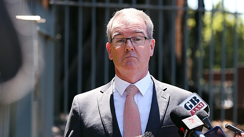 NSW Opposition Leader won't rule out ripping up Sydney's light rail network