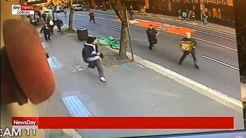 Mert Ney pleads guilty to 2019 Sydney stabbing   Sky News Australia
