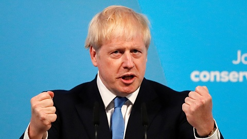 Johnson to become next British PM | Sky News Australia