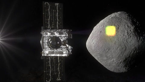 NASA's spacecraft reaches asteroid 130 million kilometres from Earth