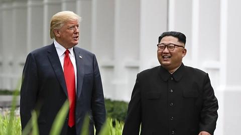 Donald Trump and Kim Jong Un to discuss denuclearisation