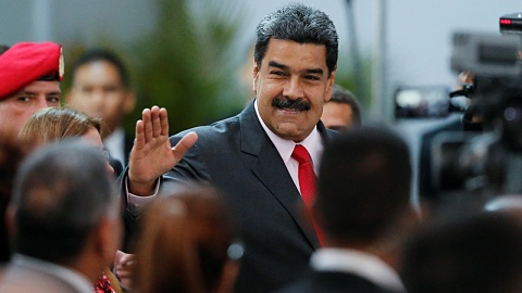 Venezuela's Maduro vows to make changes to his government