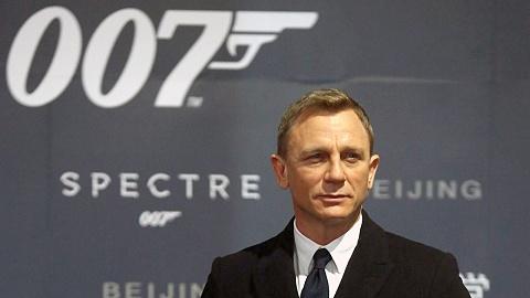 Title of new James Bond film announced | Sky News Australia