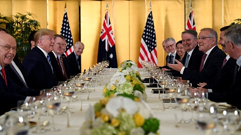PM to visit US for formal state dinner with President Trump | Sky News Australia