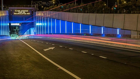Sydney's WestConnex M4 tunnels officially open | Sky News Australia