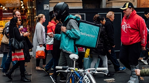 Deliveroo to face court over working conditions | Sky News Australia