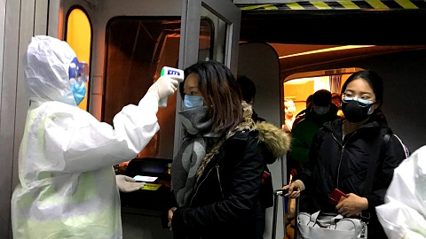Australians should be 'alert but not alarmed' over coronavirus | Sky News Australia