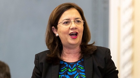Latest poll shows massive swing against Palaszczuk Govt | Sky News Australia