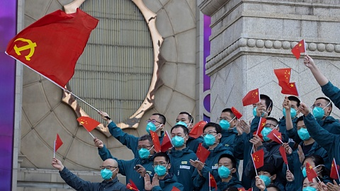 Defected Chinese virologist blows whistle on Communist Party's COVID cover-up | Sky News Australia