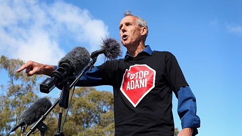 Tasmanian Labor blames anti-Adani convoy for federal election loss   Sky News Australia