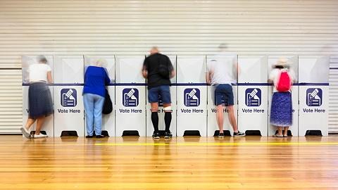 Plans to introduce electronic voting on backburner   Sky News Australia
