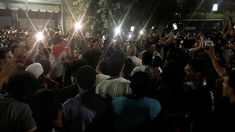 Protestors demanding removal of president in Egypt | Sky News Australia