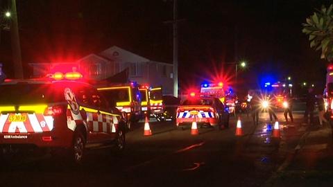 Man charged after elderly pair die in crash | Sky News Australia