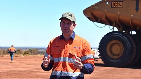 Australia needs to develop own oil resources: Canavan   Sky News Australia