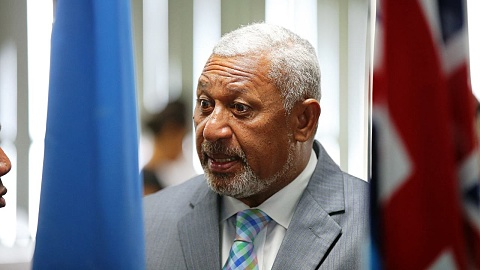 Fijian Prime Minister urges Australia to put climate action before industry