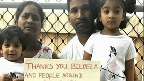 Judge grants full hearing for Biloela's Tamil family | Sky News Australia
