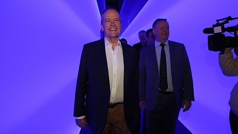 Shorten likely to remain on frontbench | Sky News Australia