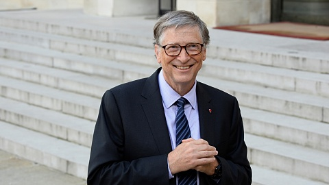 Bill Gates was told to step down from Microsoft board over alleged affair: Report | Sky News Australia