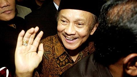 Emotional farewell for former Indonesian president BJ Habibie | Sky News Australia