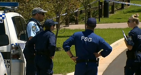 Sydney father released without charge after intruder dies