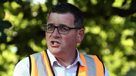 Vic Premier confident projects won't be delayed amid Setka turf war   Sky News Australia