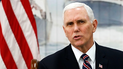 Islamic State has been 'decimated': Mike Pence