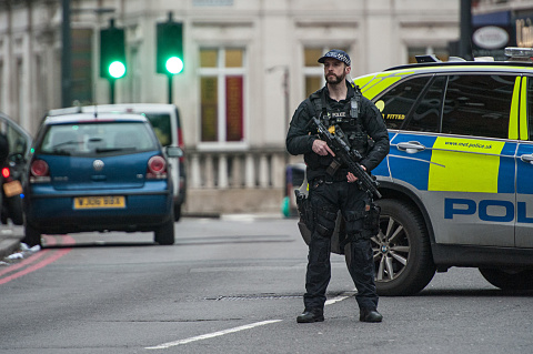 London terrorist Sudesh Amman was released from jail after previous terror offences | Sky News Australia