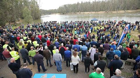 Farmers demand overhaul of Murray-Darling Basin plan | Sky News Australia