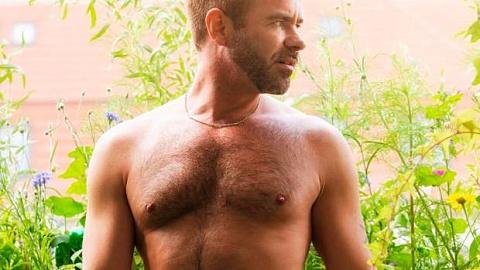 Celebrate World Naked Gardening Day on May 2nd