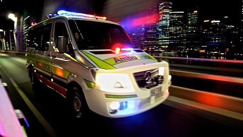 Man injured during robbery in Sydney's east