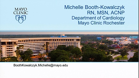 Mayo Clinic - For Nurse Practitioners and Physician