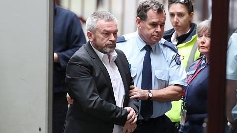 Borce Ristevski's son reveals he knew for years his father was a killer