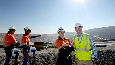 'Govt yet to turn a sod of soil' to build dams | Sky News Australia