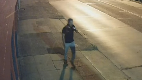 NSW Police release security video after attempted sexual assault in Sydney