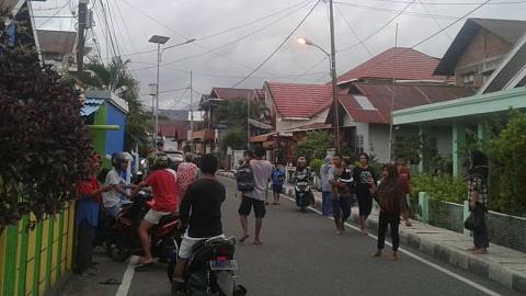 Indonesia experiences 7.3-magnitude quake | Sky News Australia